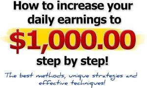 Make Money Step By Step